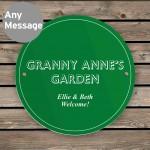 Green House/Garden Sign