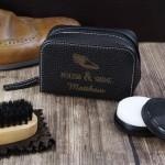 Polish & Shine Shoeshine Kit