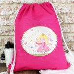 Garden Fairy Swim Bag