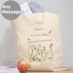 Country Diary Wild Flowers Cotton Bag