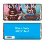 Chocolate Easter Rabbit Chocolate Bar