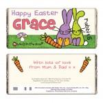 Bang on the Door Easter Bunny Chocolate Bar