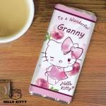 Hello Kitty Pink Blush Chocolate Bar