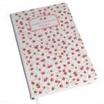 Vintage Floral Hardback A5 Notebook