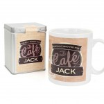 Bistro Tin & Mug Set