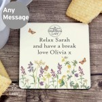 Country Diary Wild Flowers Coaster