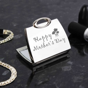 Happy Mother's Day Handbag Compact