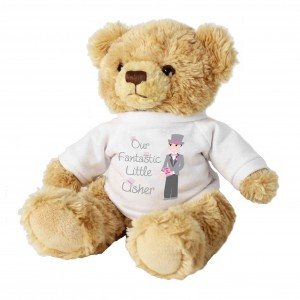 Fabulous Little Usher Teddy