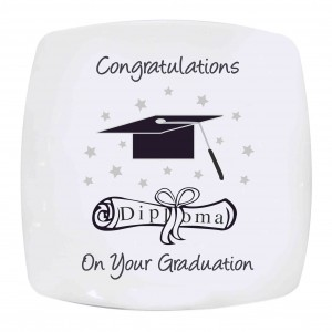Graduation 8 Plate SQ