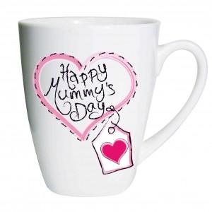 Heart Stitch Happy Mummy's Day Latte Mug