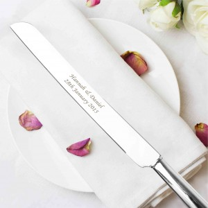 Heart Cake Knife