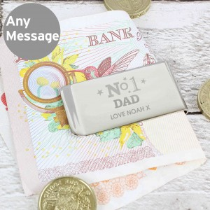 No.1 Money Clip