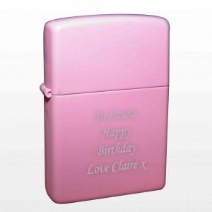 Pink Lighter