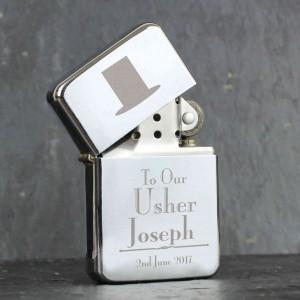 Decorative Wedding Usher Lighter