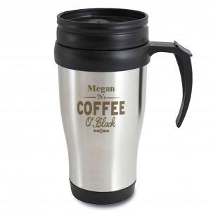 Coffee OClock Travel Mug