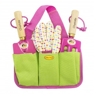 Girls Gardening Tool Kit