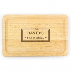 Bar & Grill Large Chopping Board