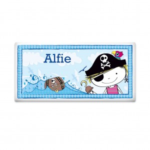 Pirate Letter Door Tile