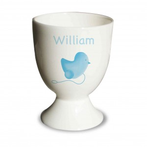 Blue Chick Egg Cup