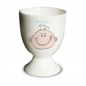 Baby Boy Egg Cup