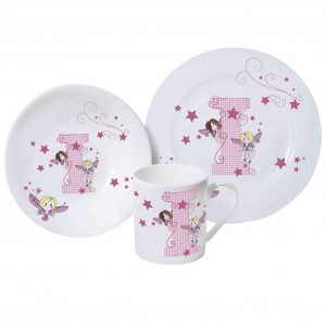 Fairy Letter Breakfast Set