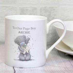 Me To You Male Wedding Mug