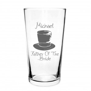 Wedding Top Hat Pilsner