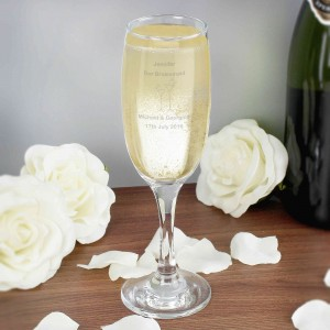 Designer Champagne Flute-Flute