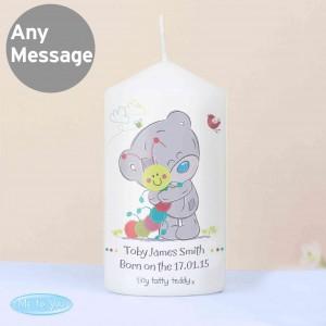 Tiny Tatty Teddy Cuddle Bug Candle