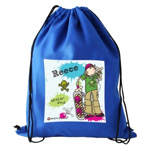 Bang On The Door Boys Swim bag