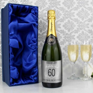 Age Champagne Grey with Gift Box
