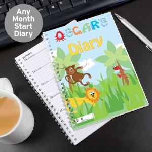 Animal - A5 Diary
