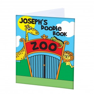 Zoo - A4 Scrapbook