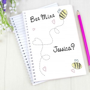 Bee Mine A5 Notebook