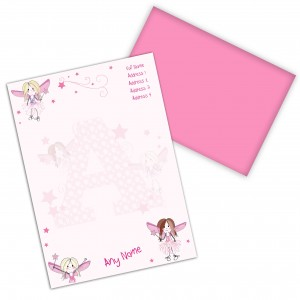 Fairy Letter Stationery Set