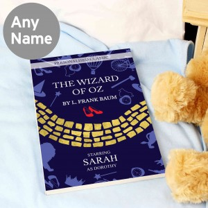 The Wizard of OZ Novel - 1 Character