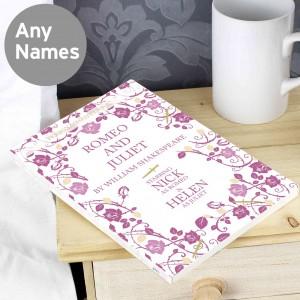 Romeo and Juliet Novel - 2 Characters