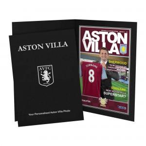 Aston Villa Magazine Cover Folder