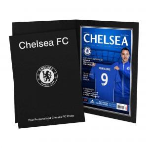 Chelsea Magazine Cover Folder