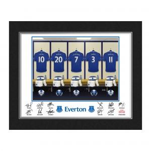 Everton Dressing Room Folder