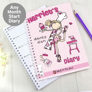 Bang on the Door Dainty Dish Diary