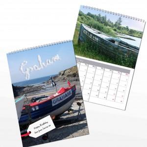 Boats Calendar