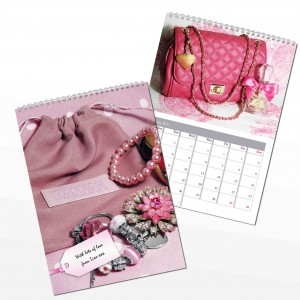 All Things Pink Calendar