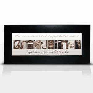 Affection Art Graduation Small Frame