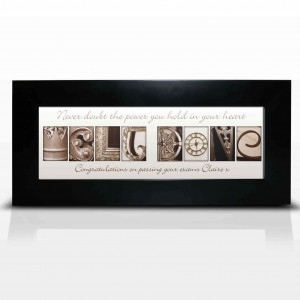 Affection Art Well Done Small Frame
