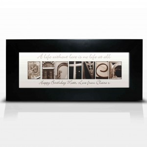 Affection Art Partner Small Frame