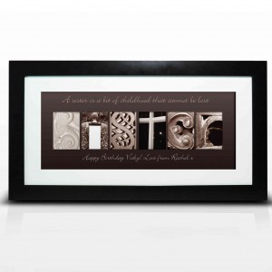 Affection Art Sister Large Frame