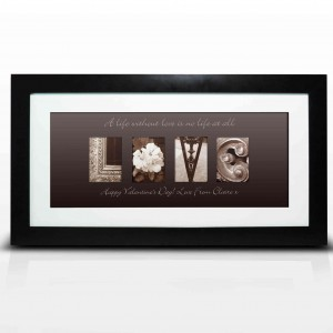 Affection Art Love Large Frame