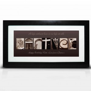 Affection Art Partner Large Frame