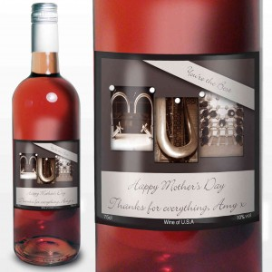 Affection Art Mum Rose Wine